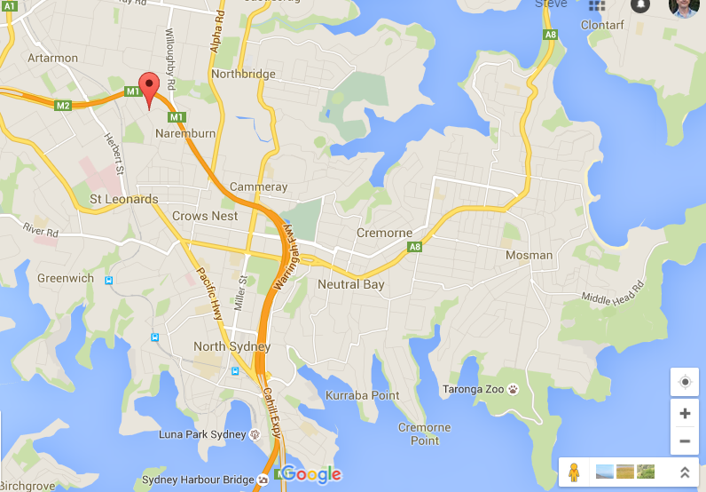 Lower North Shore of Sydney real estate agent